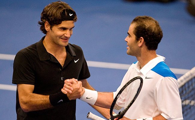 sixth-player-in-history-and-also-levelled-with-sampras-for-14-grand-slam-victories - Roger Federer