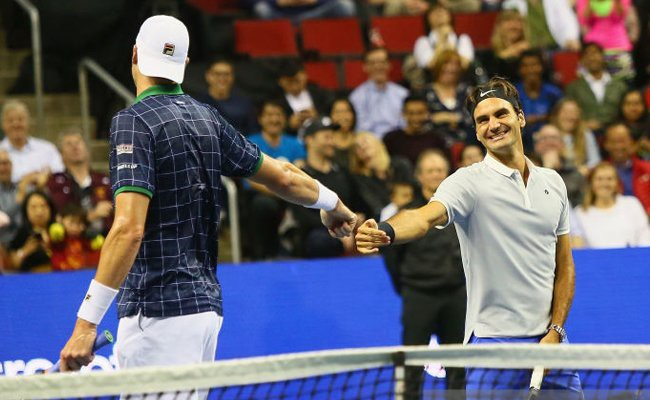 the-first-grand-slam-final-after-22-years-featuring-the-world-no-1-and-world-no-2 - Roger Federer