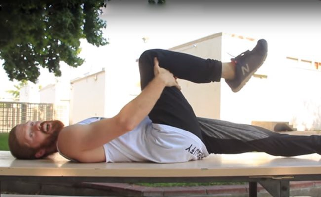 hamstring-stretches - Stretching Routines