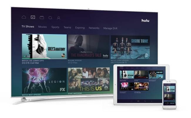 hulu with live tv streaming