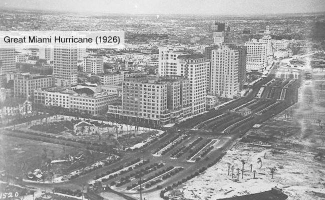 great miami hurricane 1926 us history