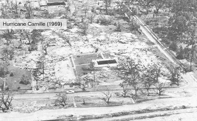 hurricane camille 1969 us history