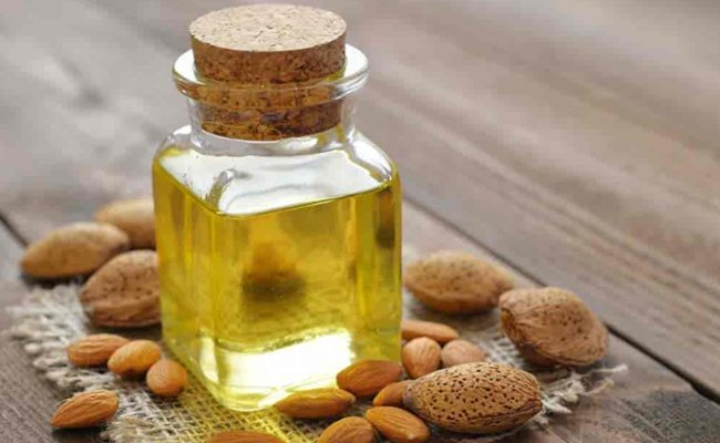 almond-oil - Under Eye Dark Circles
