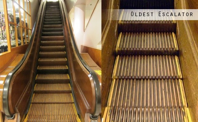 oldest-escalator