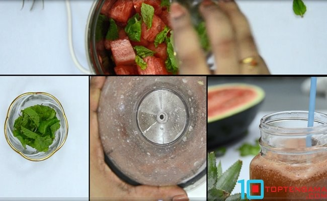 watermelon-paineapple-smoothie