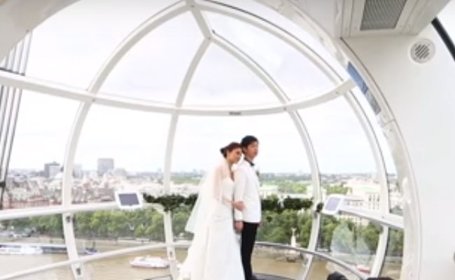 wedding-on-london-eye - Wedding Venues