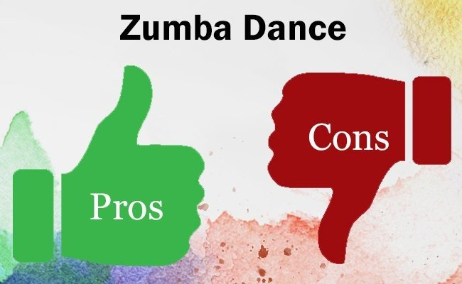 pros-and-cons-of-zumba-Zumba Classes